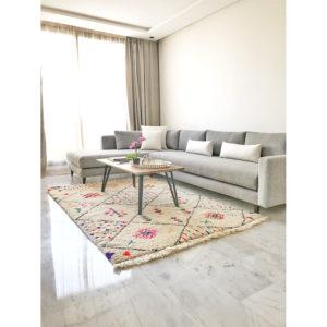 Salon Marocain Moderne Tapis DAYA
