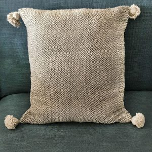Coussin 50x50 Taousate Beige