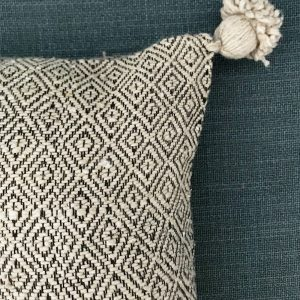 Coussin Taousate Beige