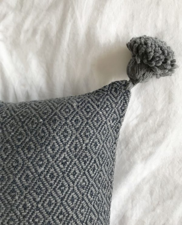 Coussin Taousate Gris